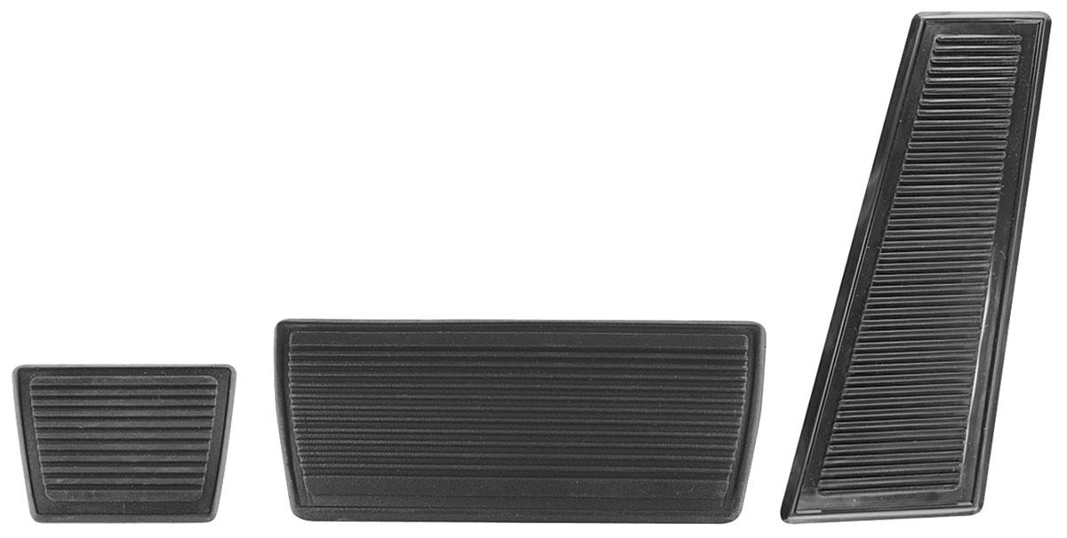 Pad, KIT, Pedal, 1966-67 GTO, Auto. Trans.