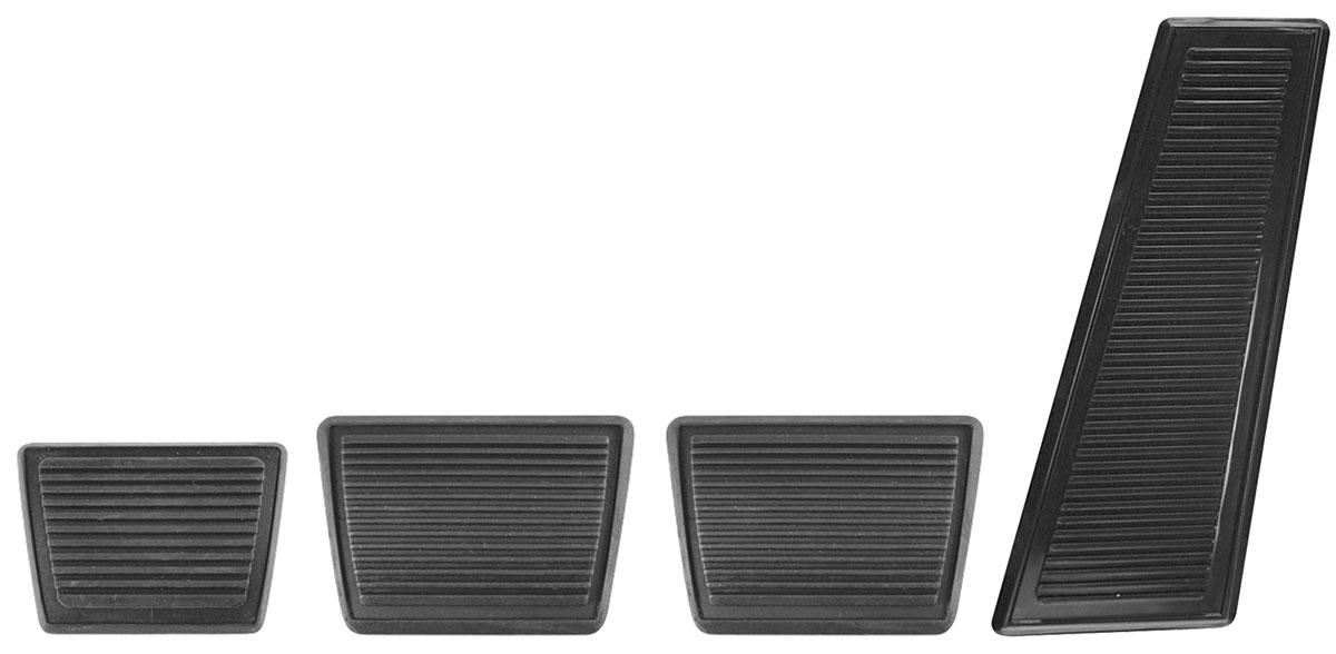 Pad, KIT, Pedal, 1968 GTO, 4 Speed