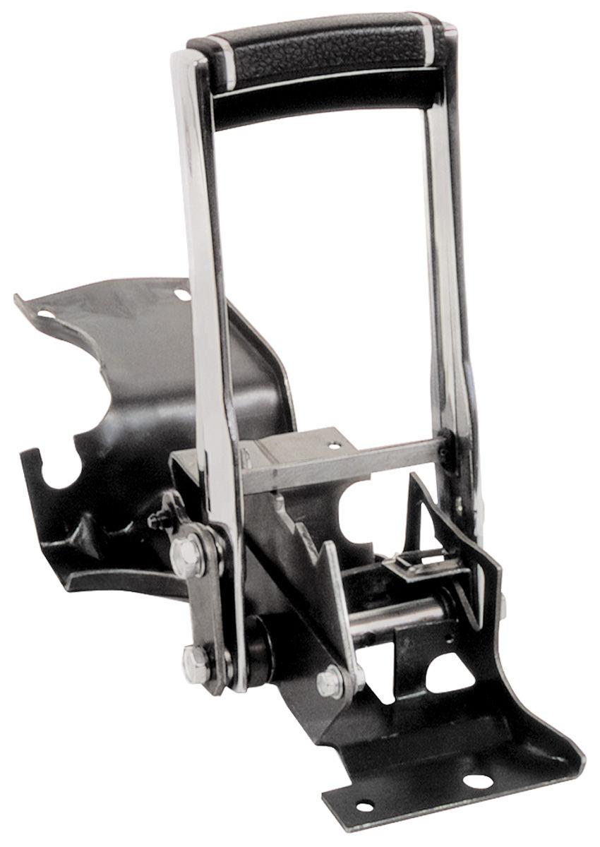 Horseshoe Shifter, Complete, 1968-72 Chevelle/El Camino/Monte Carlo