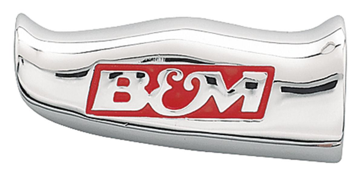 Handle, 61-88 GM, Shifter, B&M, Chrome