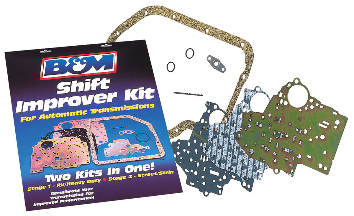 Shifter Improver Kit, B&M, TH350