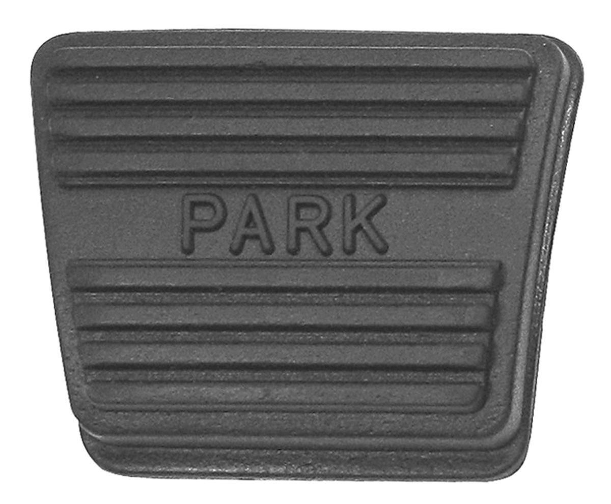 Pad, Pedal, 1964-72 GM