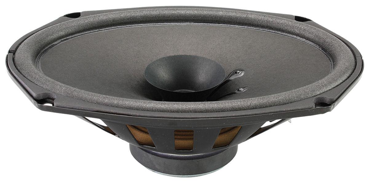 Speaker, 6x9, 1954-77, Mono, 10 ohm, 60 Watts, For Delco Radios only