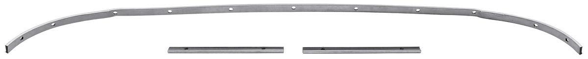 1966-67 GM Cars 3 Piece Convertible Tack Strip Bar