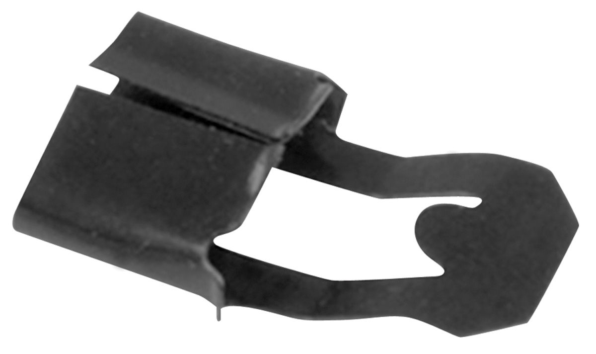 Retainer Clip, Hood Latch Rod, 1959-77 Door Rod & 1968-70 GTO/1968-72 Cutlass