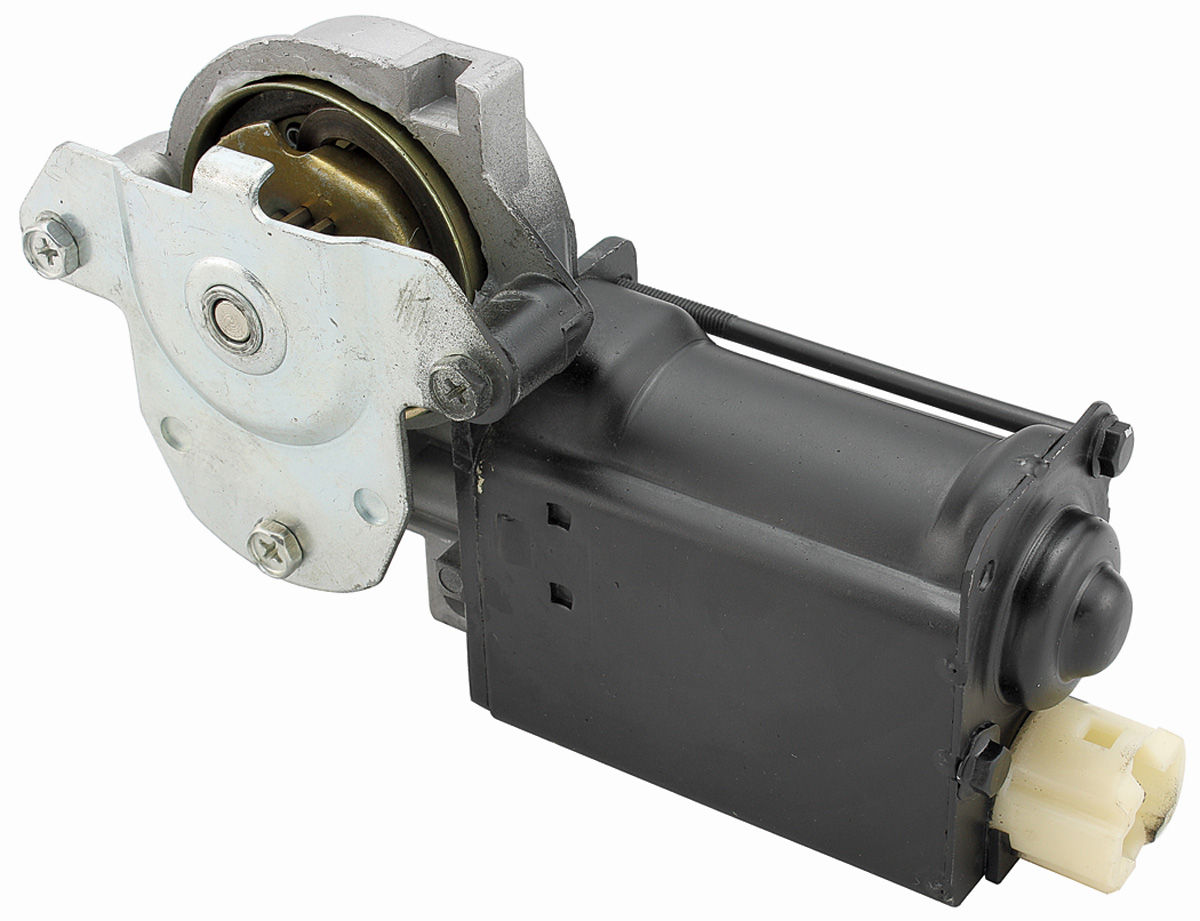 Window Motor, Power, 1955-78 GM