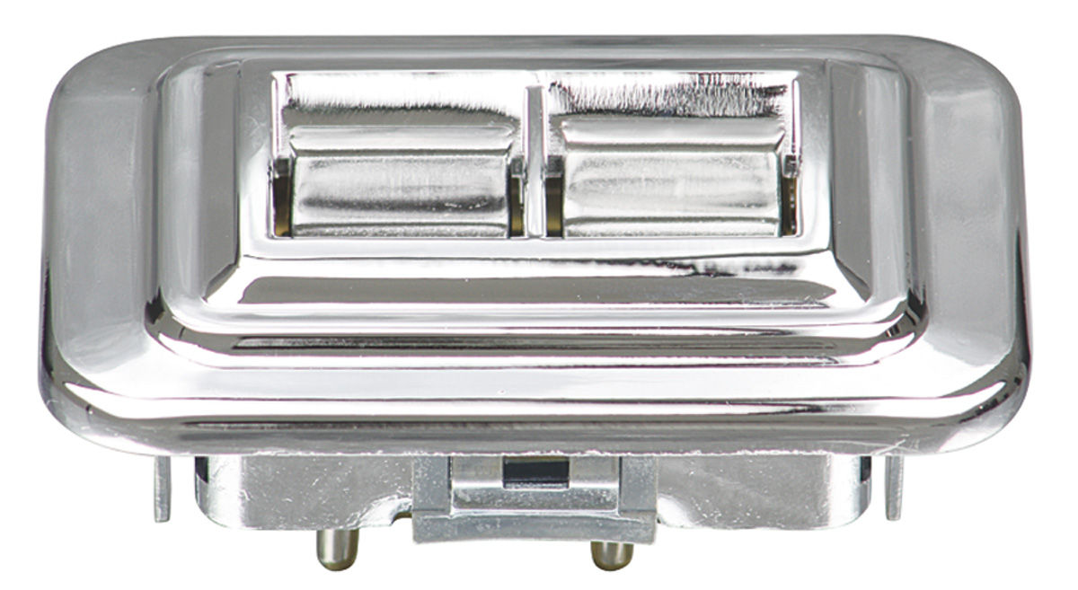 Switch, Power Window, 1964-70 Buick/Chev/Pont/Olds, 2-Button, Repro