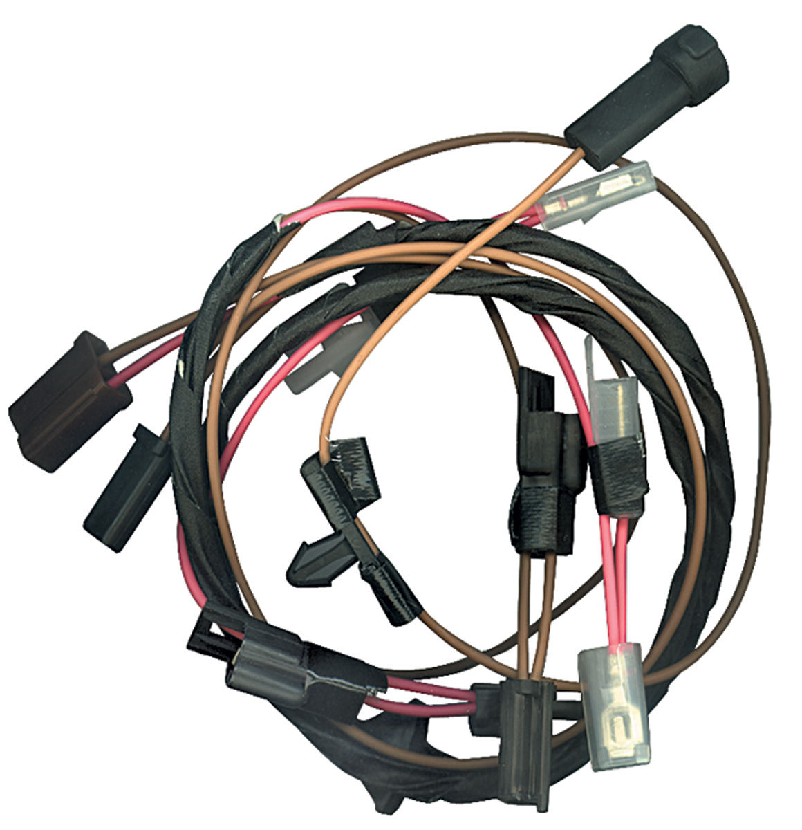 Wiring Harness, Cowl Induction, 1970-72 Chev./El Cam.