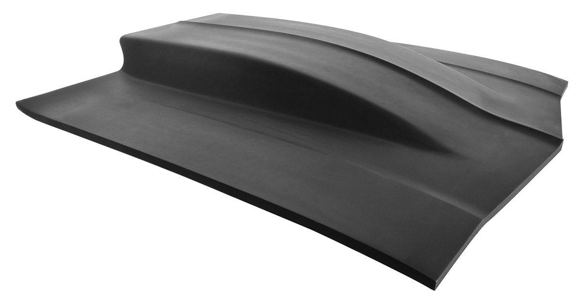 Hood, Fiberglass, 1968-69 Chevelle/El Camino, 5 Inch Cowl Induction