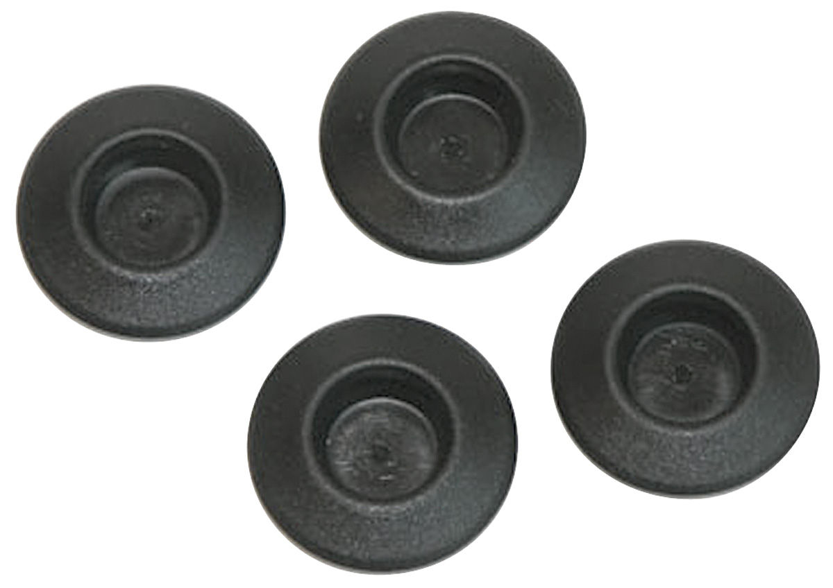 Plugs, Upper Cowl Panel, 1968-72 A-Body, 4pcs