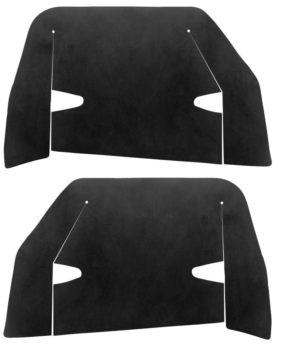 Seal, Inner Fenderwell A-Arm, 1964-65 Chevelle/El Camino