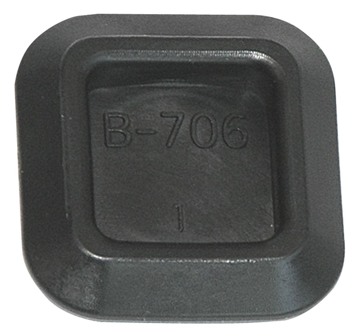 Fill Plug, Firewall, 1968-72 A-Body, Late