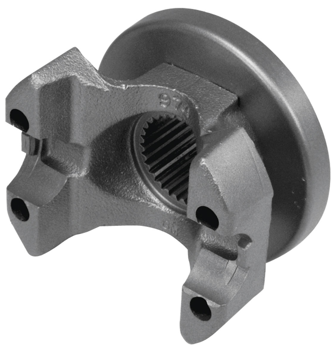 Yoke, Rear End, 1964-72 12-Bolt