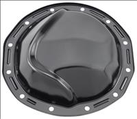 Differential Cover, 1964-88 Chevrolet, Black