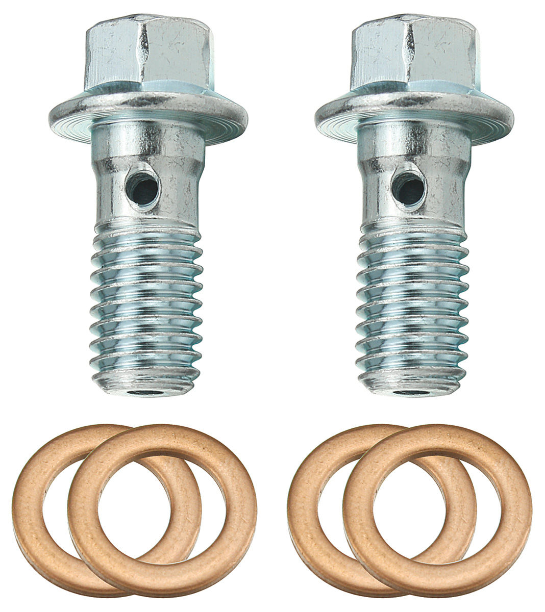 Banjo Bolts, Brake Hose, 10 MM, Pair