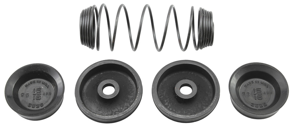 Rebuild Kit, Wheel Cylinder, 1964-77 GM, Rear