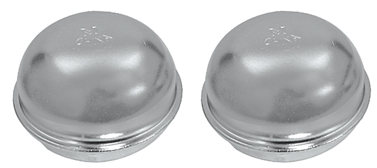 Dust Covers, Spindle Nut, 1964-77 GM
