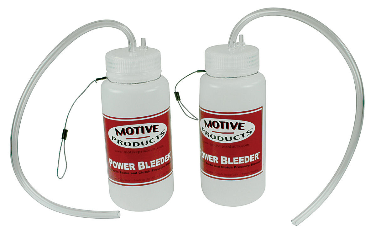 Catch Bottle Kit, Brake Bleeder