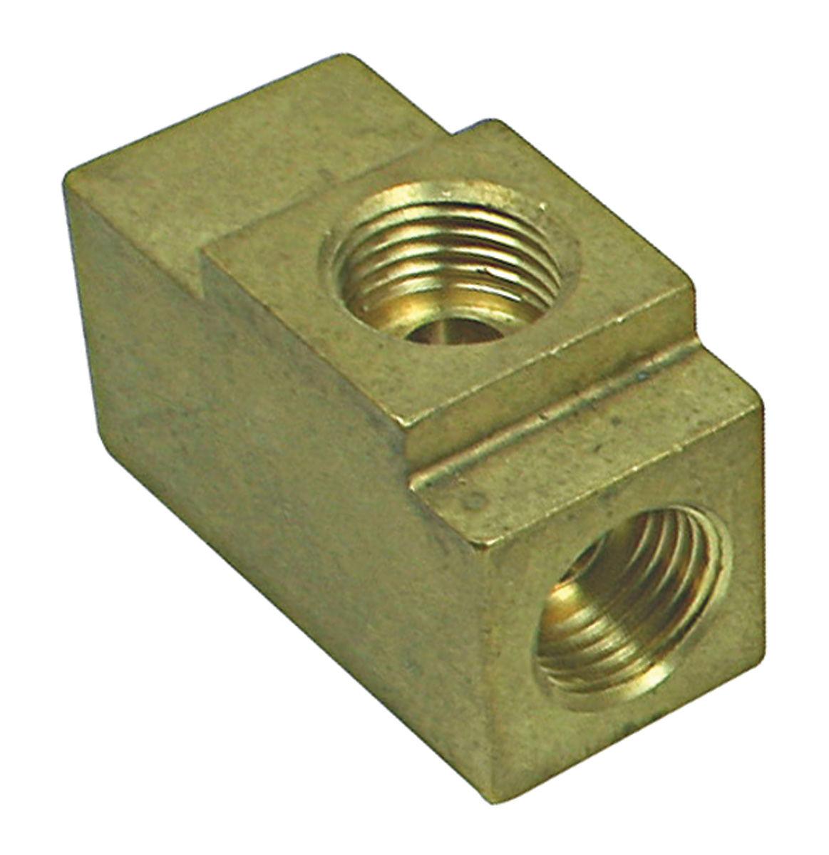 Tee-Block, Fuel, 1970 402/375HP