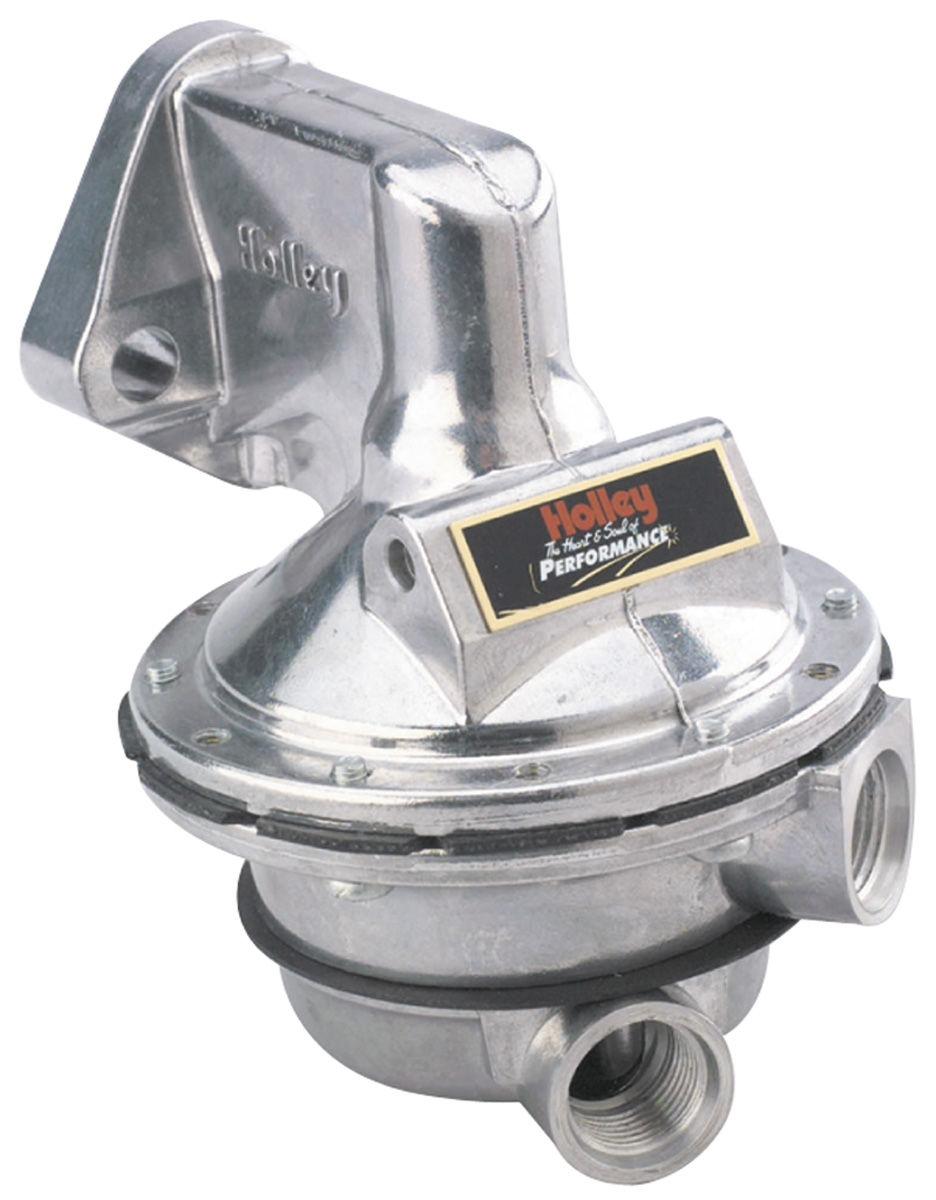 Fuel Pump, Mechanical, Holley, BB, 80 GPH