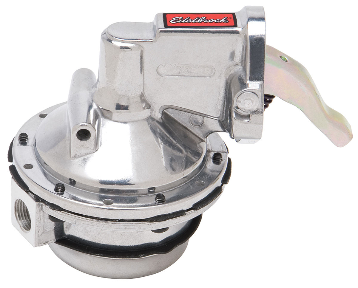 Fuel Pump, Edelbrock, Performer Series, BB Chevy