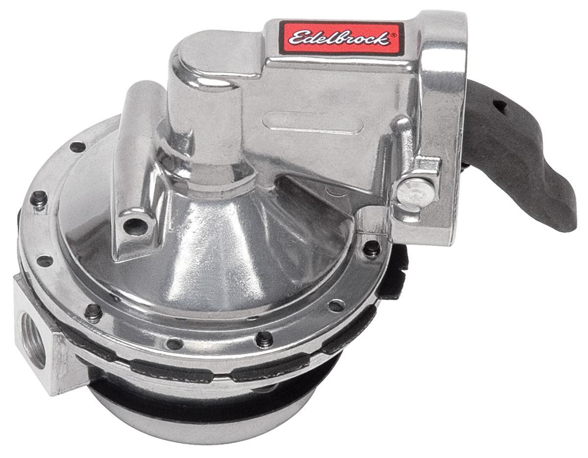 Fuel Pump, Edelbrock, Victor Series, SB Chevy