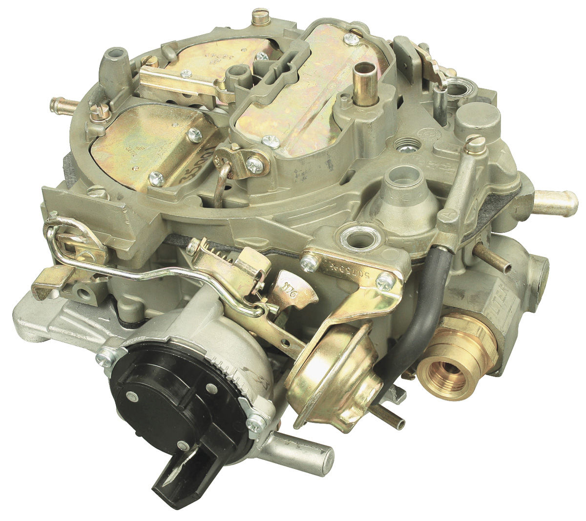 Carburetor, Quadrajet, SMI, 1964-80 Small Block Chevy, Stage 1, 750 cfm