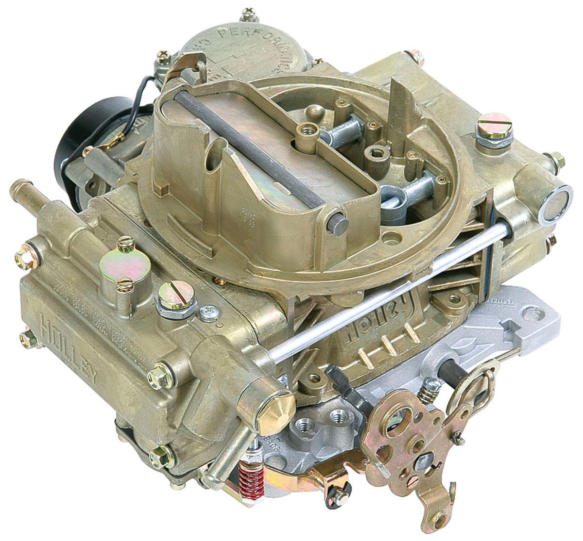 Carburetor, Holley, 600 CFM, 70-74 Factory Replacement