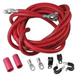 Battery Cable, Ultimate, Taylor, Red