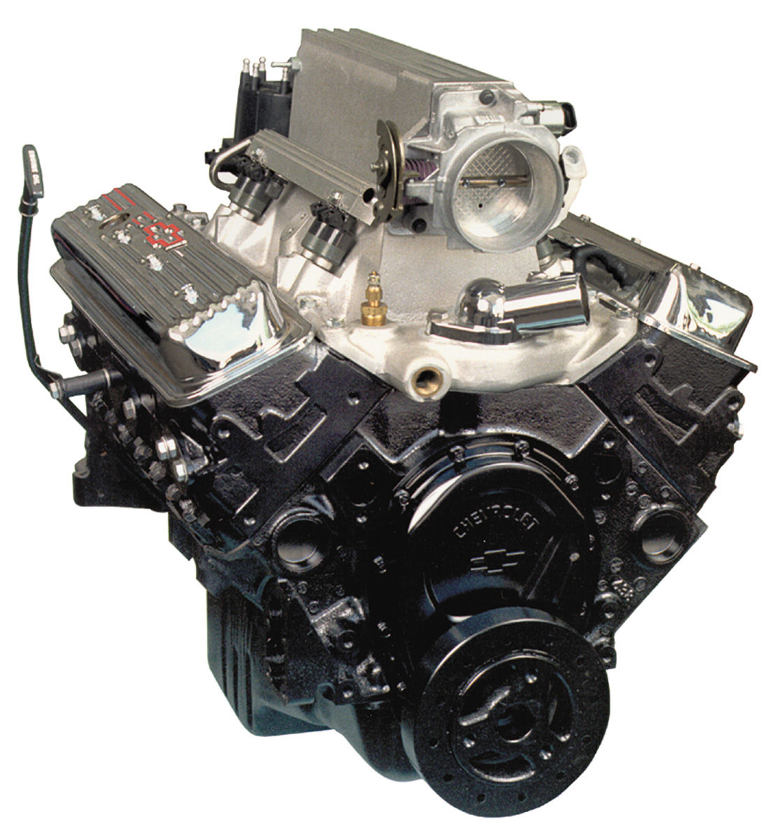 Crate Engine, Complete, Ram-Jet 350 Chevrolet GM # 12499120