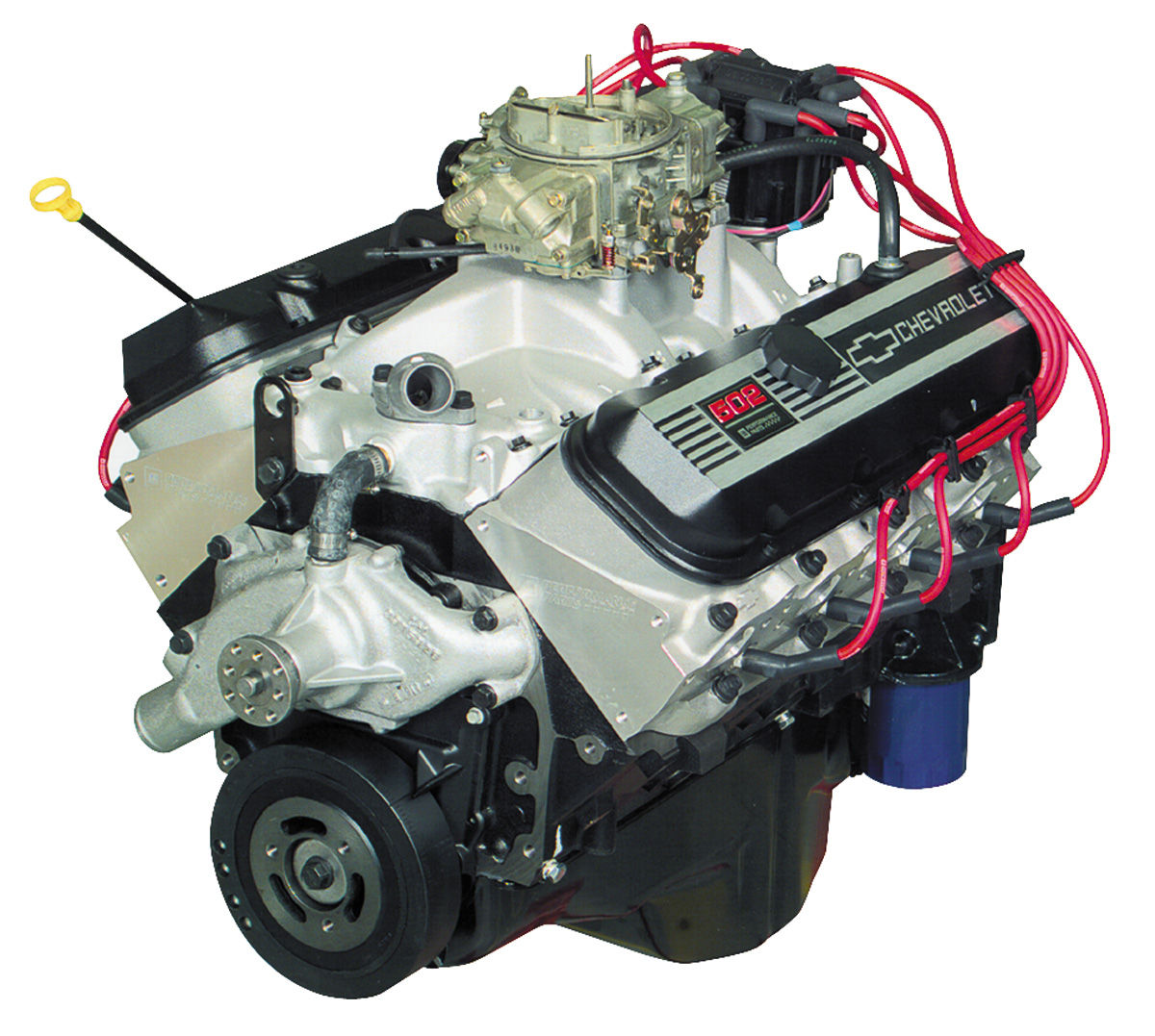 Crate Engine, GM, Chevrolet ZZ 502/502, Deluxe GM # 19201579