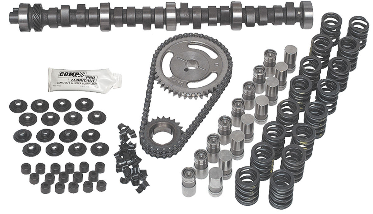 Camshaft, Comp Cams Xtreme Energy, K-Kit XE268H, Chevy BB, Hyd Flat Tappet
