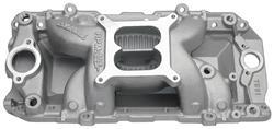 Intake Manifold, RPM Air-Gap, Edelbrock, BB Chevy, Oval/Non-EGR