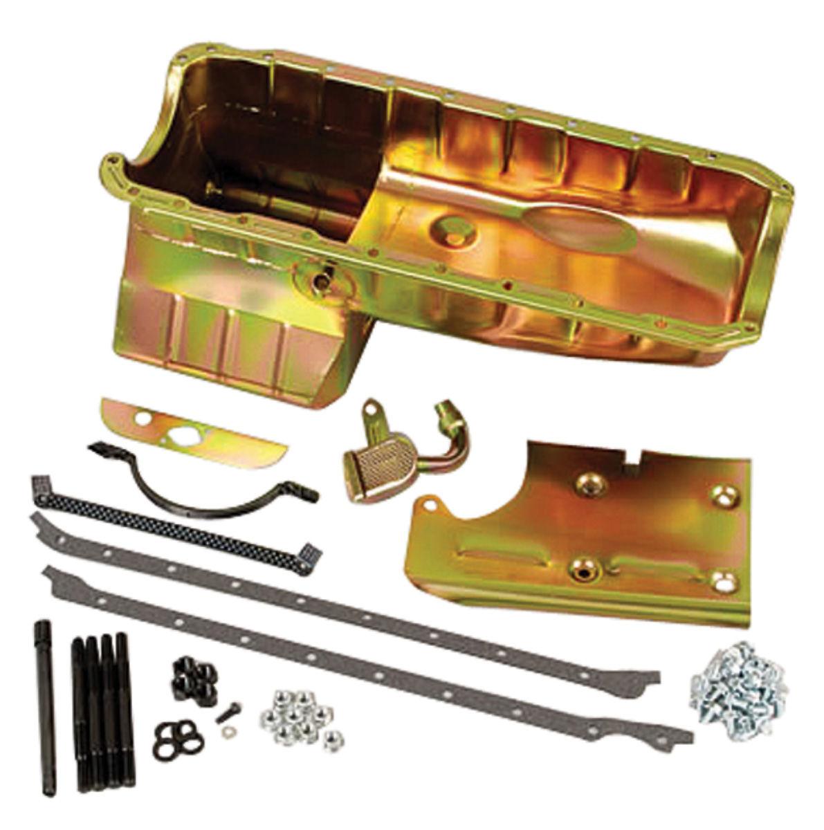 Oil Pan Kit, Big Block Chevy Mark IV, Milodon