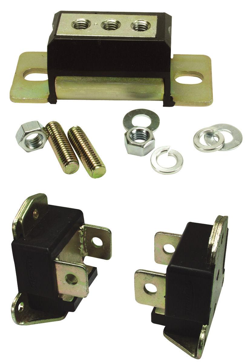 Mount Combo, Motor/Transmission, Polyurethane, 350/454 V8