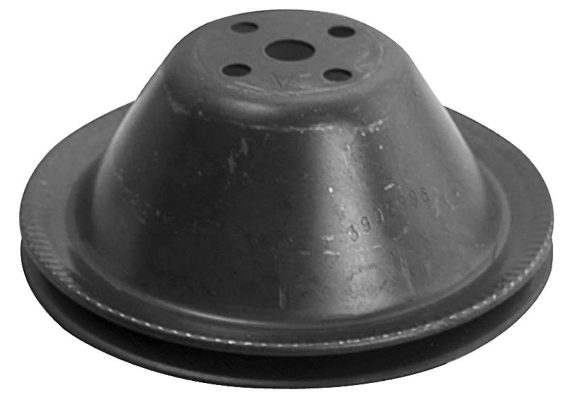 Pulley, Water Pump, 1964-68 SB Chevy, Single Groove