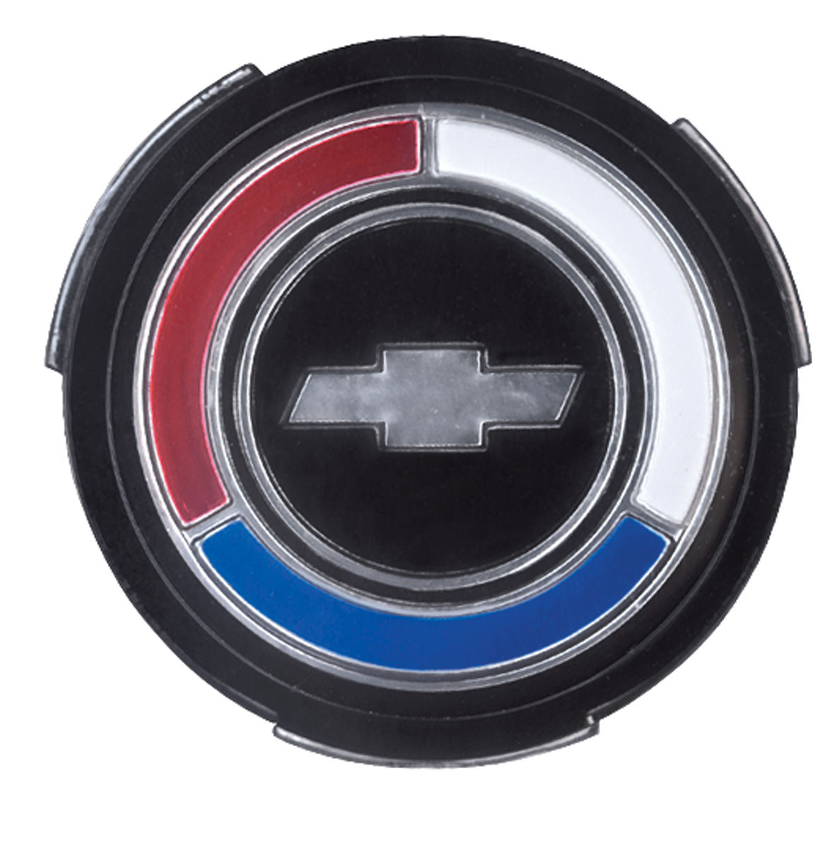 Emblem, Hub Cap, 1967-68 Chevelle, Standard Wheel