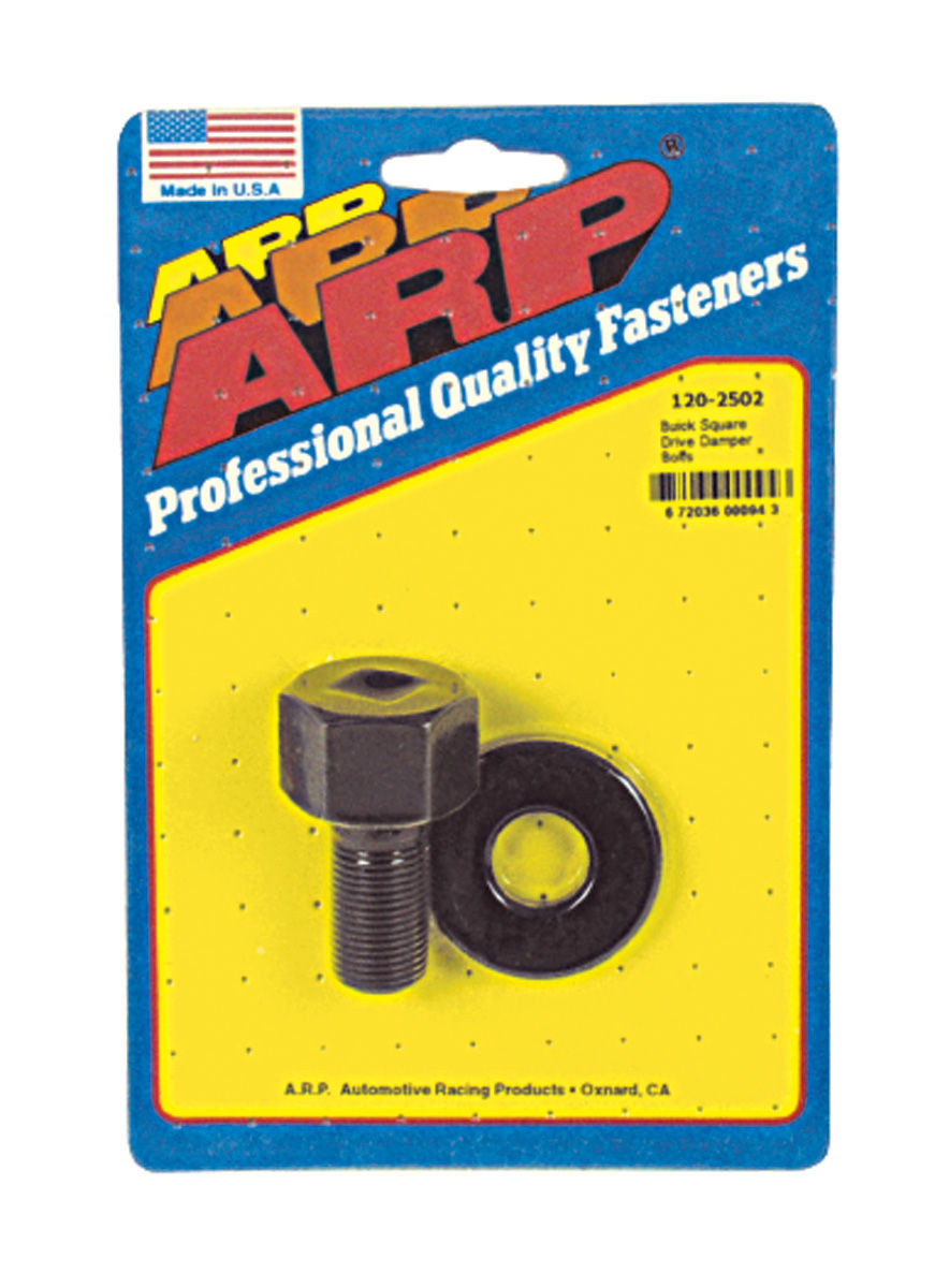 Tool, ARP Square Drive Balancer Bolt, Small Block Chevy