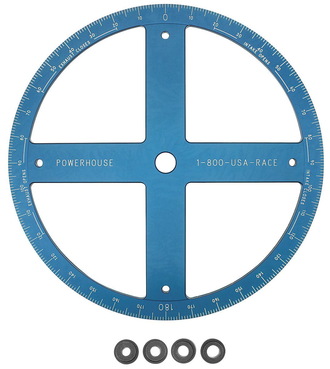 "Tool, 16"" Professional Degree Wheel"