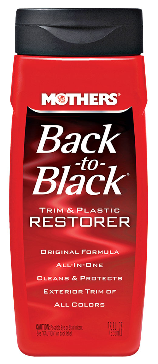 Back To Black, Mothers, 12OZ