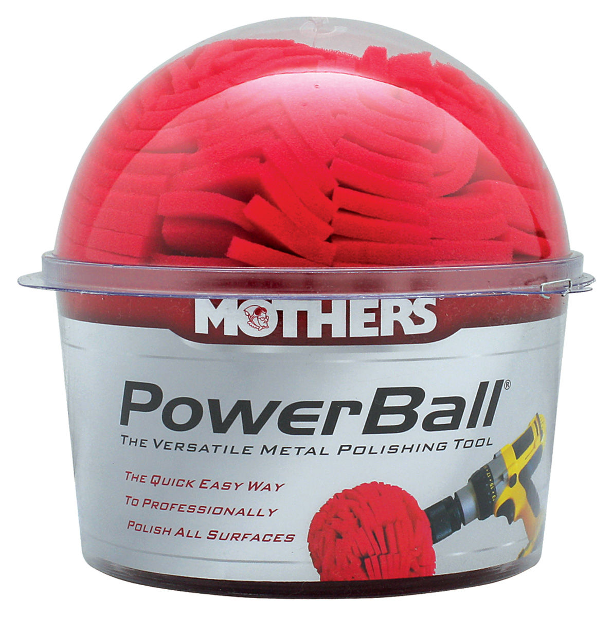 Powerball Foam Ball, Mothers