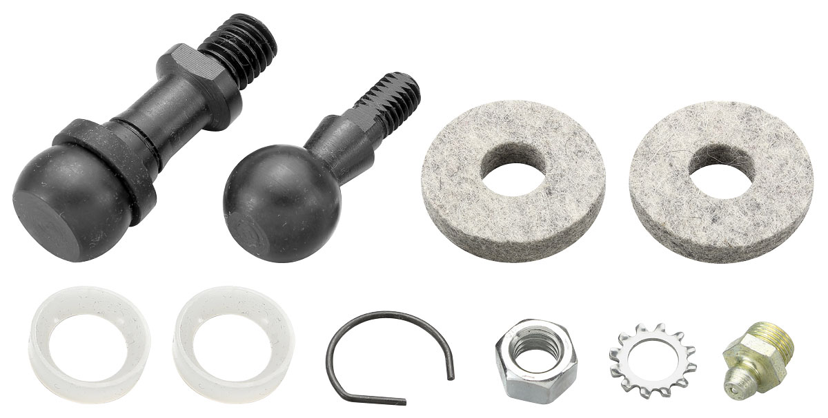 Rebuild Kit, Bellcrank, 1964-81 GM