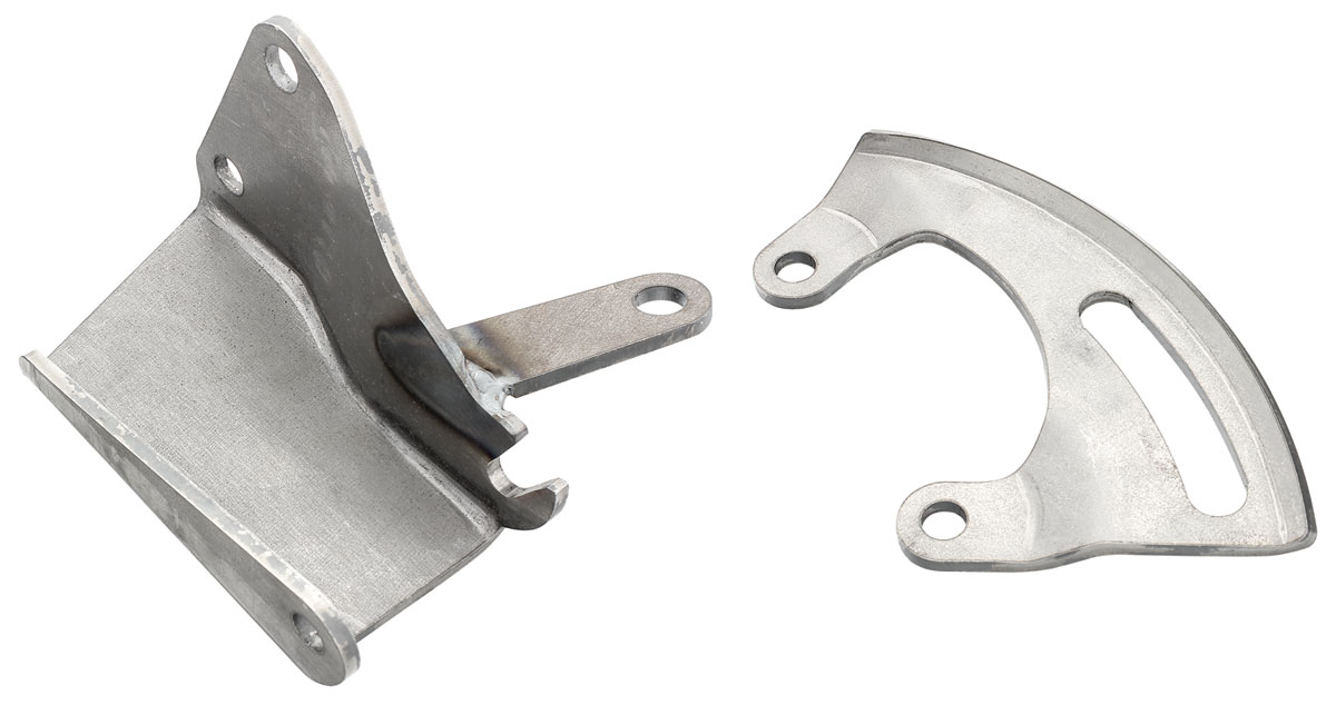 Bracket Set, Power Steering, 1970-72 CH/EC/MC Big Block