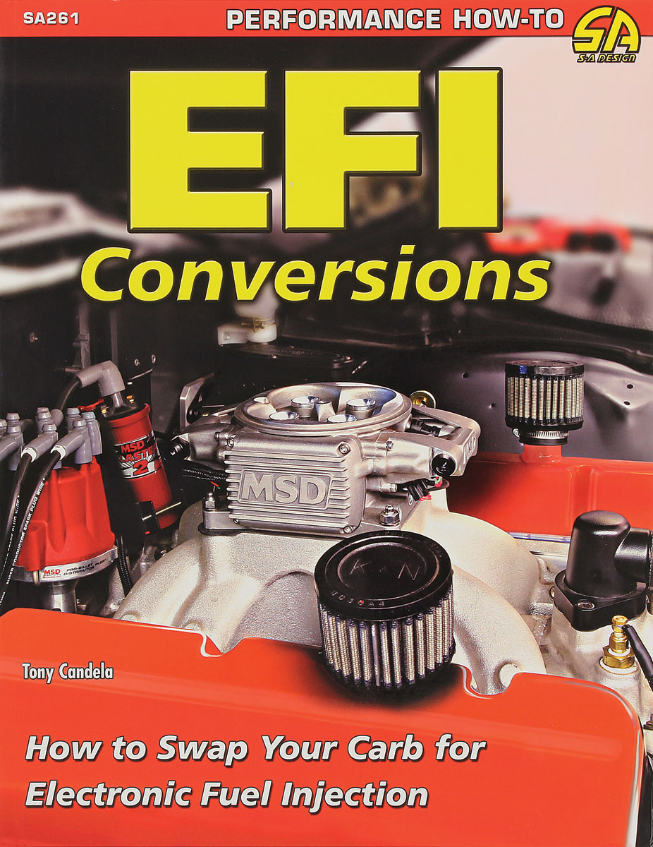Book, How to Swap Your Carb for Electronic Fuel Injection