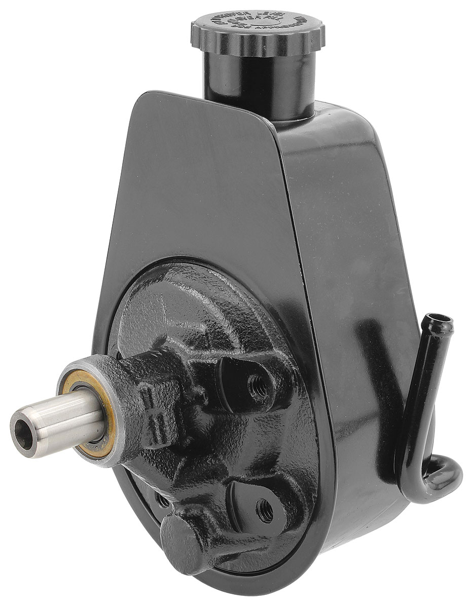 Pump, Power Steering, 77 Cut 6-Cyl / 78-79 EC/MAL/MC 3.8L, New