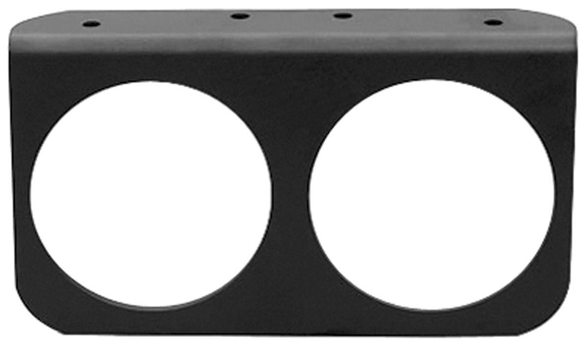 Gauge Panel, Auto Meter, Dual, 2-5/8