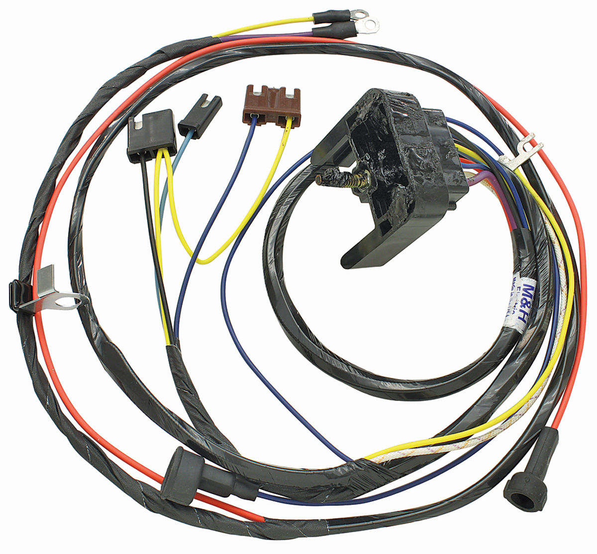 Wiring Harness  Engine  1968 El Camino  396