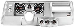 Gauge Conversion, Classic Dash, 69 Chevelle/El Camino, Std, Sport Comp