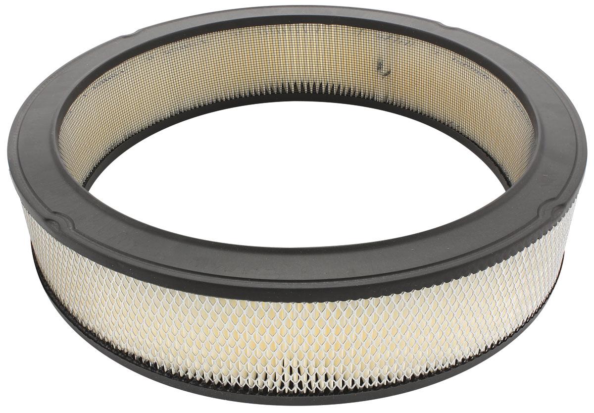 Element, Air Filter, GM, 4-BBL, 14