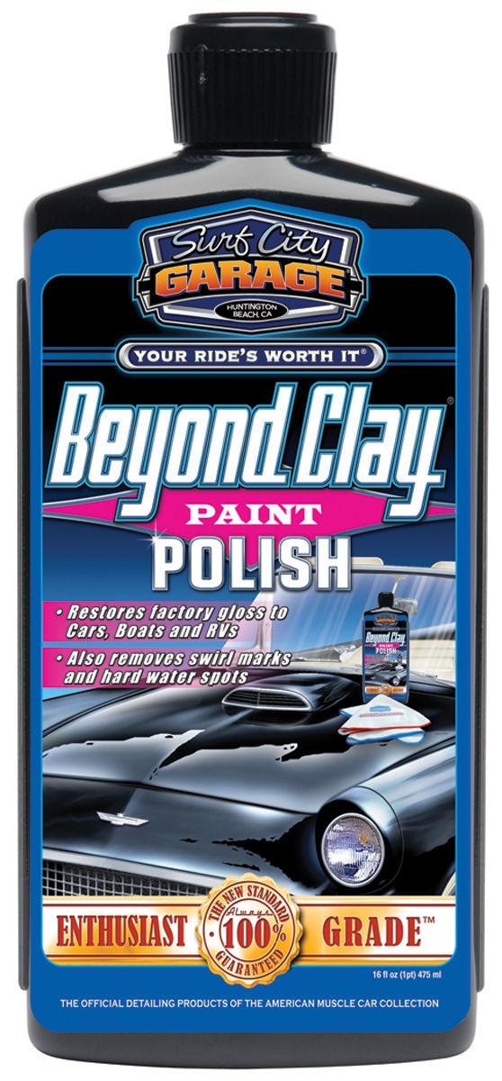 Cleaner, Beyond Clay, Surf City Garage, 16-oz.
